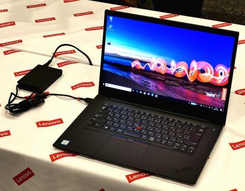 ThinkPad X1 Extreme発表会レポ