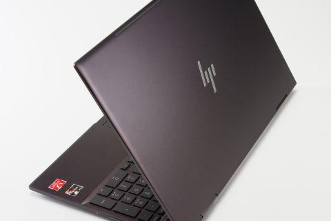 「HP ENVY 15 x360(AMD)」5モード変形で動画やゲームも楽しめる高性能15型2in1 PC