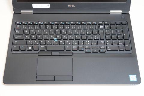 QualitのリフレッシュPC 「Latitude E5570」実機レビュー