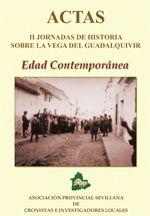 II Actas Jornadas de Historia sobre la Provincia de Sevilla