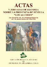 V Actas Jornadas de Historia sobre la Provincia de Sevilla