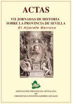 VII Actas Jornadas de Historia sobre la Provincia de Sevilla