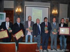 IV Premios ASCIL