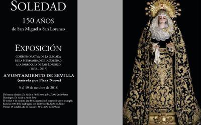 SOLEDAD. 150 AÑOS DE SAN MIGUEL A SAN LORENZO