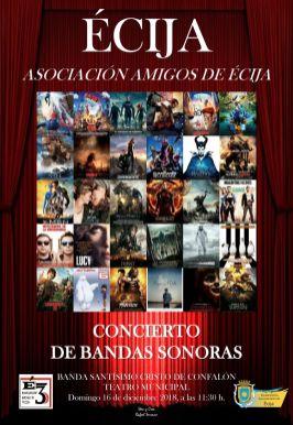CARTEL AMIGOS DE ECIJA BANDAS SONORAS222