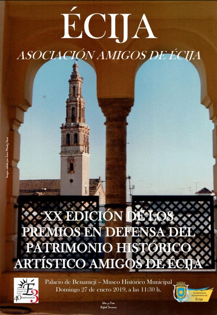 CARTEL AMIGOS DE ECIJA patrimonio (1)