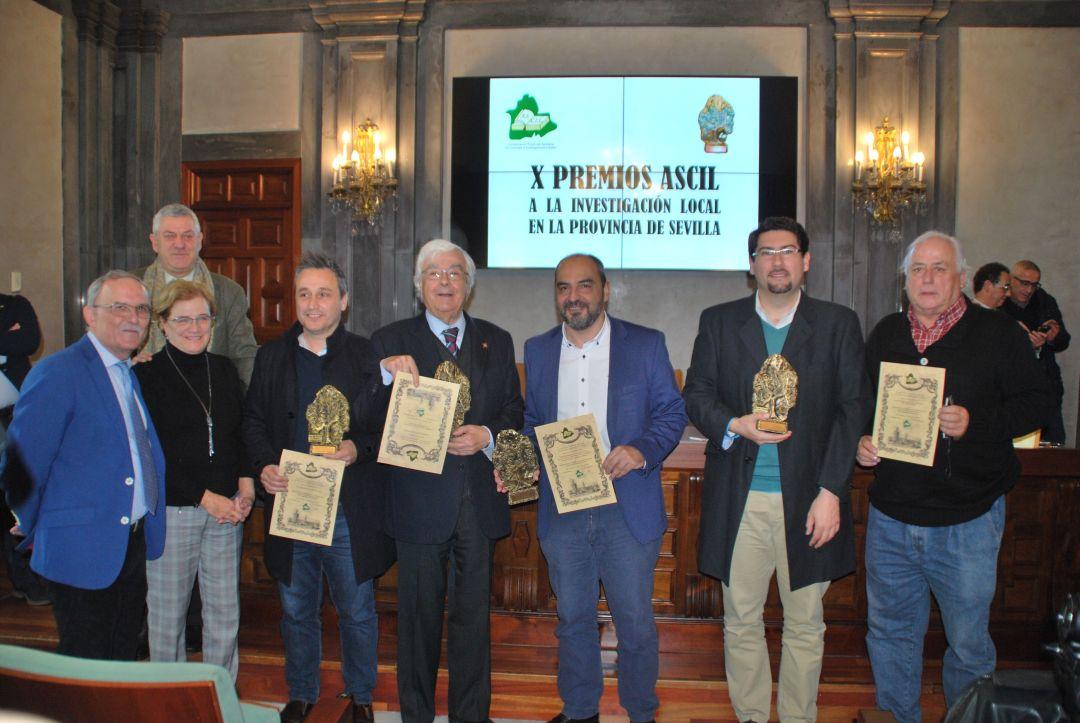X Premios ASCIL