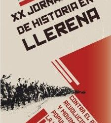 XX JORNADAS DE HISTORIA EN LLERENA. CONTRA EL PODER: REVOLUCIONES Y MOVIMIENTOS POPULARES EN LA HISTORIA