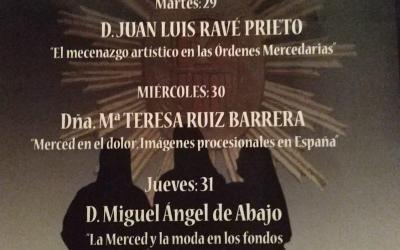 V JORNADAS DE HISTORIA MERCEDARIA
