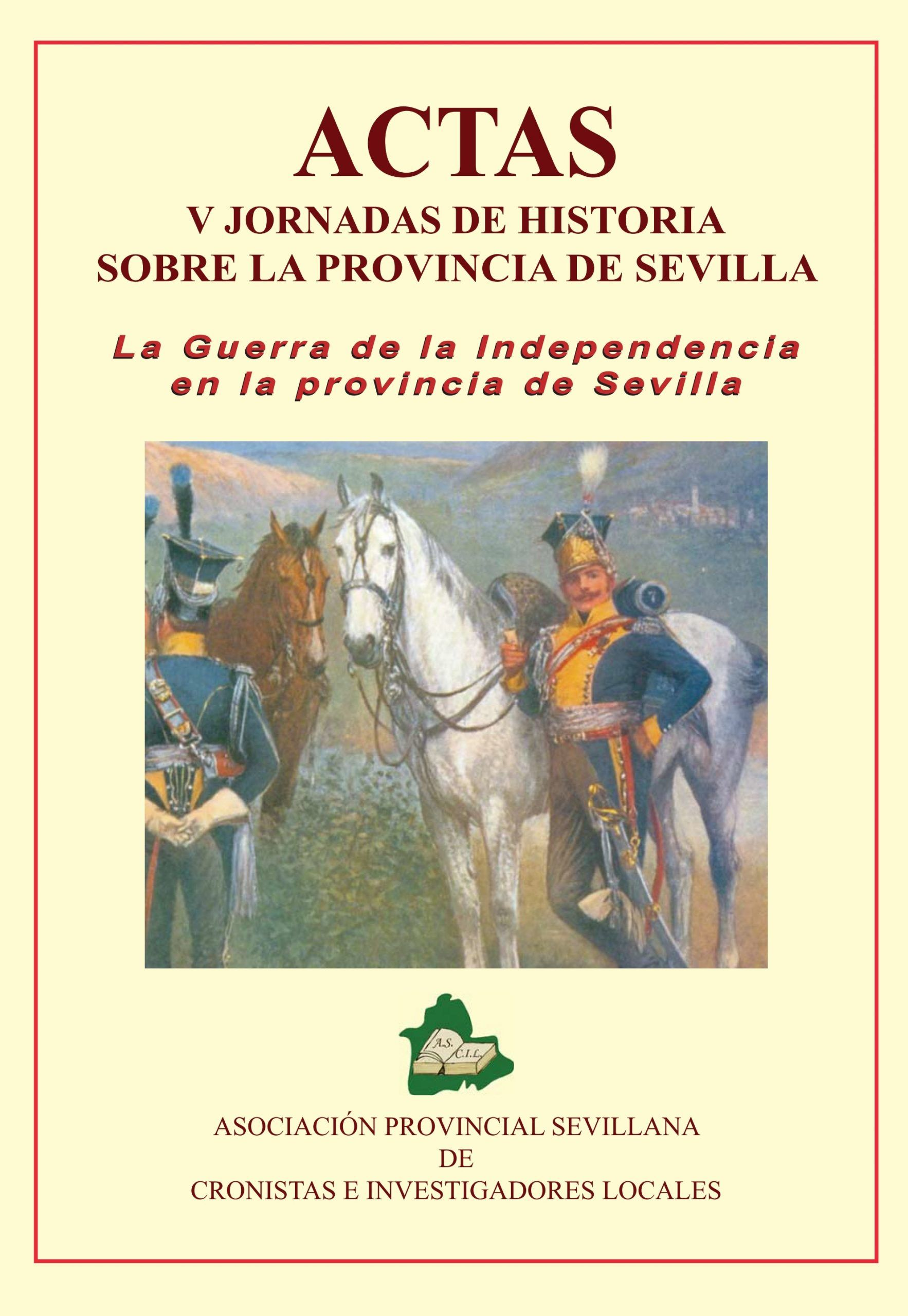 V Jornadas de Historia y Patrimonio (ASCIL 2008)