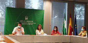 ACUERDO POSITIVO PARA CONSERVAR EL ARTESONADO HISTÓRICO DEL AYUNTAMIENTO DE FUENTES DE ANDALUCÍA