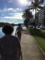 ホノルル散歩