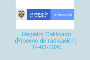 Registro Calificado (Orientaciones Marzo 2020)