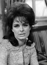 (GERMANY OUT) *1936-Schauspielerin, Bildhauerin D, Schweiz(geborene Löffler)Porträt1966 (Photo by Röhnert/ullstein bild via Getty Images)