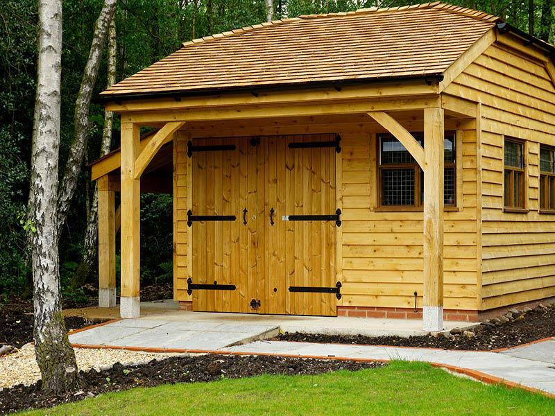 Tailor Made Garden Store Ascot Timber Buildings