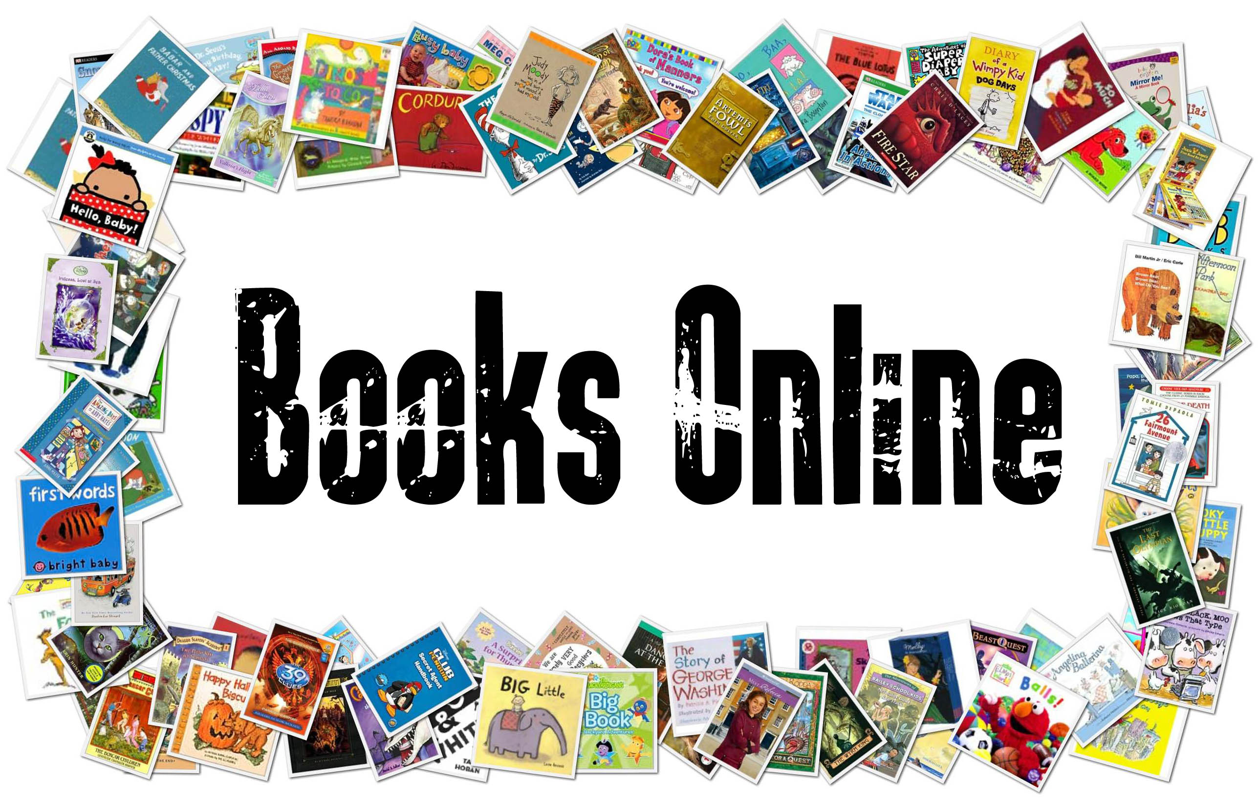 Books Online Childrens Library