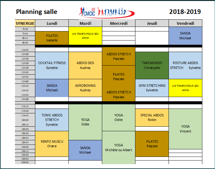 salle synergie maj au 14 janv 2019