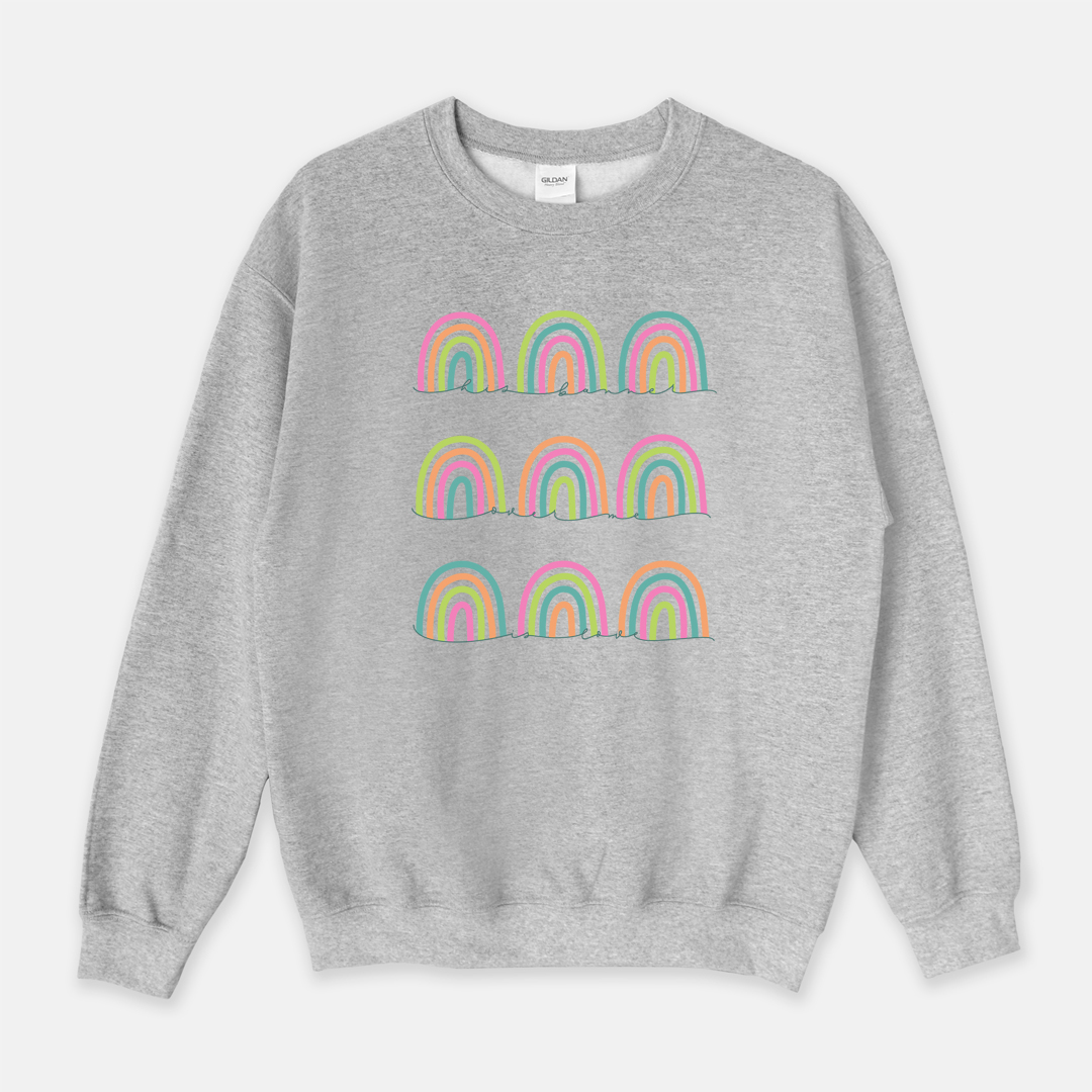 Banner Over Me Sweatshirt