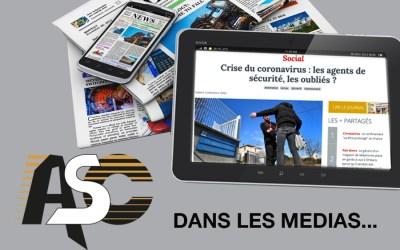 COVID-19 : Interview de Luc Delarue, Président d'ASC Sécurité