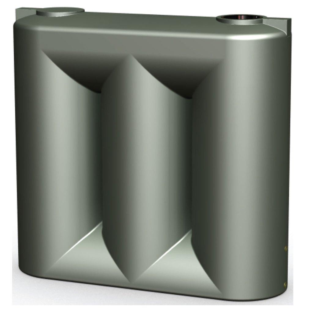 3000 LT S-Line Short Slimline Water Tank