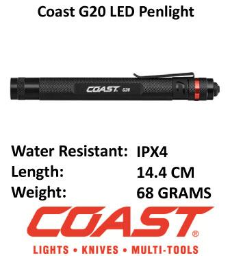 LED Penlight - Coast