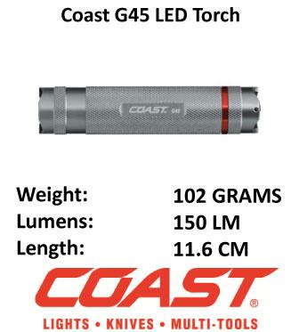 LED Torch - G45
