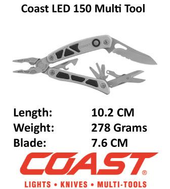 LED Multi Tool Pliers
