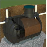 polymaster septic tank