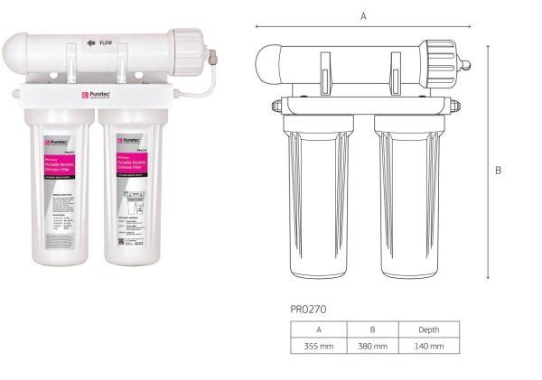 undersink water filter