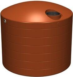 10000 LT Yarrawonga Round Rain Water Tank