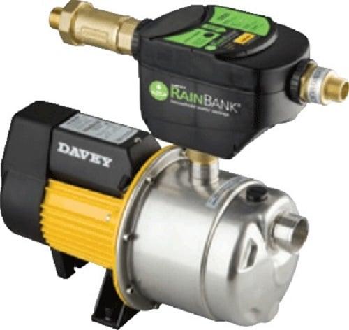 Davey KRB2 Rainbank with HS50-06L and RainBank
