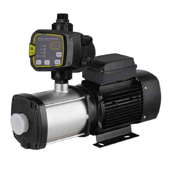 BIA-MULTI34NXTP - Horizonal Multi Stage Pump with nXt PRO Pump Controller 37m 0.55kW 240V