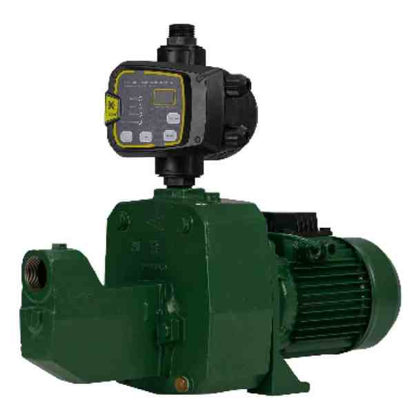 DAB-151NXTP - Cast Iron Jet Pump with nXt PRO Pump Controller 61m 1.1kW 240V