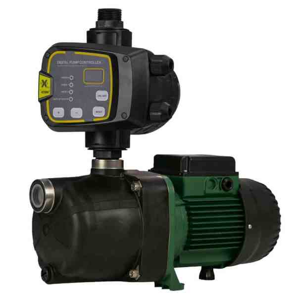 DAB-JETCOM102NXTP - DAB Pressure System with nXt PRO Pump Controller