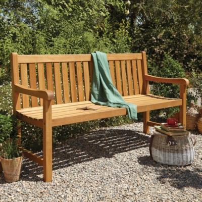 Sedona Classic 3 Seat Garden Bench