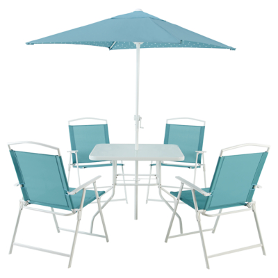 Miami 6 Piece Patio Set - Ambleside