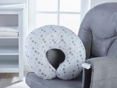 kinder valley donut nursing pillow stars