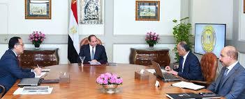 صورة الرئاسة : مصر تتوقع استلام الشريحة الخامسة من قرض صندوق النقد الدولي في يناير