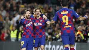 صورة برشلونة يتصدر قائمة أعلى 10 أندية كرة قدم دخلاً في العالم..
