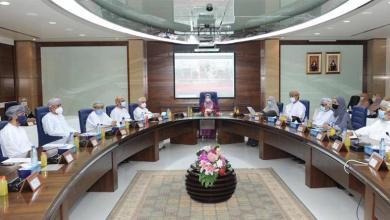 صورة المكتب التنفيذي لمؤسسات التعليم العالي الخاصة يناقش الخطة الاستراتيجية لقطاع التعليم العالي 2040..