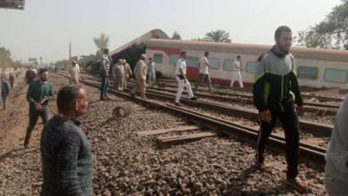 صورة سلامة مواطنين عمانيّين في حادث القطار بمصر..