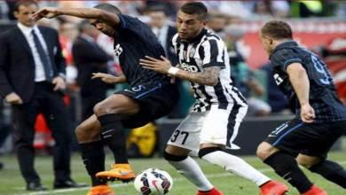 صورة يوفنتوس يفوز على أودينيزي 2 / 1 في الدوري الإيطالي لكرة القدم..