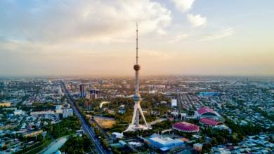 صورة نـشـرة إخبارية بأهم الأحداث والفعاليات في أوزبكستان..