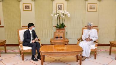 صورة وزير الخارجية يستقبل النائب الثاني لوزير الخارجية بجمهورية كوريا