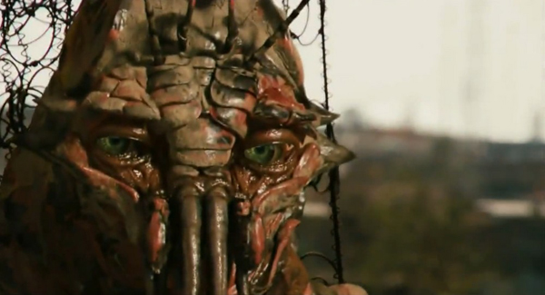 Extraterrestres en District 9