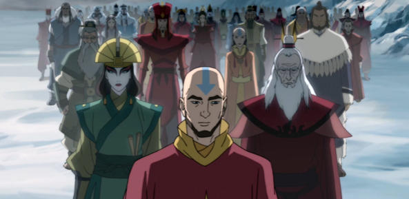Avatar: La leyenda de Korra