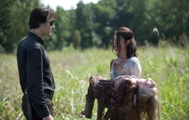 La niñita que tratabas de salvar, bueno está muerta