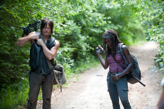 En Daryl confiamos.