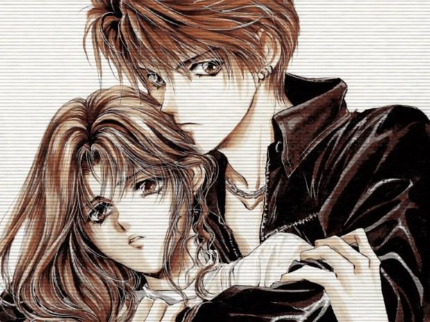 Tetsuna y Sarah
