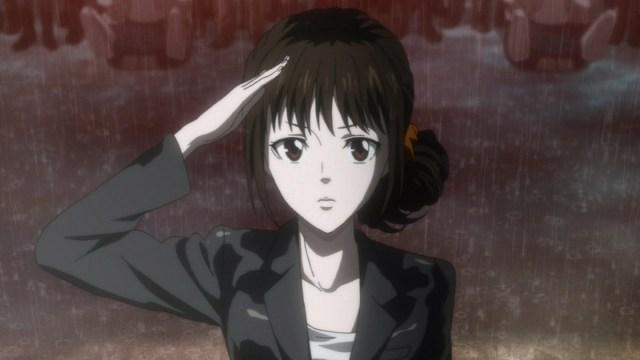 Mika Shimotsuki, inspectora debutante.